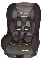 nania Driver First, graphic black