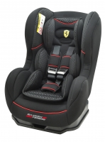 Автокресло Ferrari Cosmo SP black