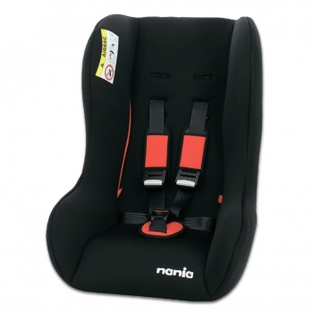 Автокресло nania Trio SP ECO, Black Red