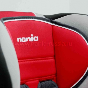 Автокресло nania Cosmo SP Isofix, Red