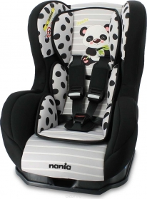 Автокресло nania Cosmo SP Animals, Panda Grey