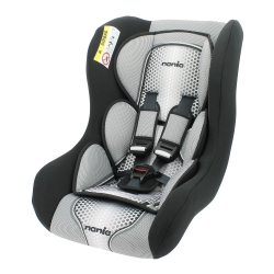 Автокресло nania Trio SP Comfort FIRST, POP BLACK
