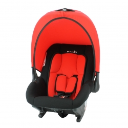 Автокресло nania Baby Ride ECO Red